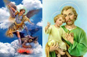 San José y Arcangel Miguel
